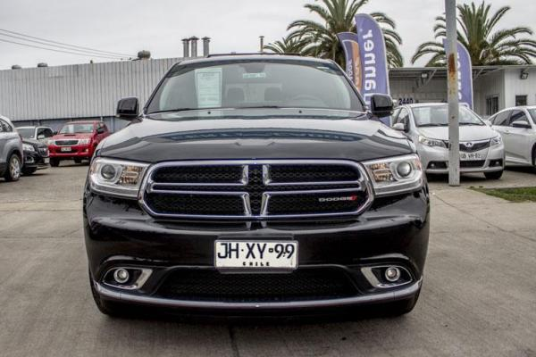 Dodge Durango LTD 4X4 3.6 año 2017