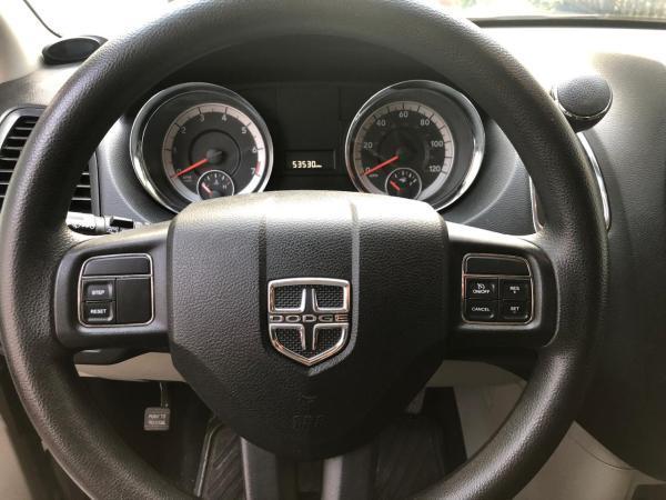 Dodge Grand Caravan 3.6 AUTO SE año 2013
