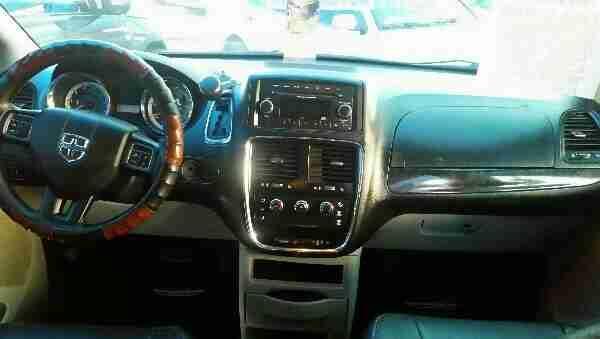 Dodge Grand Caravan  año 2014