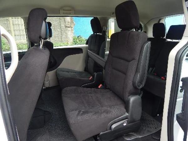 Dodge Grand Caravan  año 2015