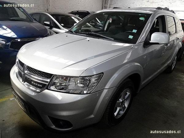 Dodge Journey SXT año 2012