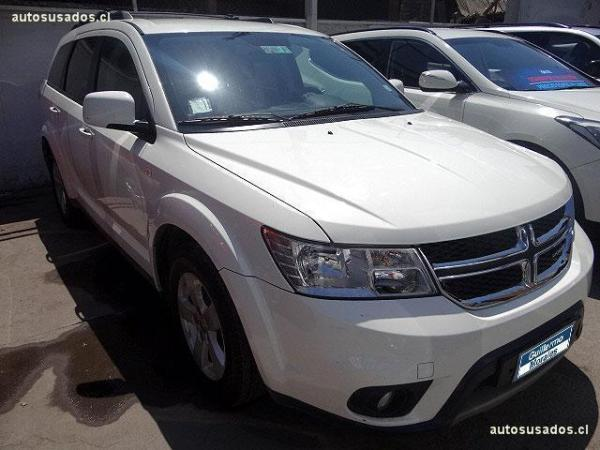Dodge Journey  año 2013