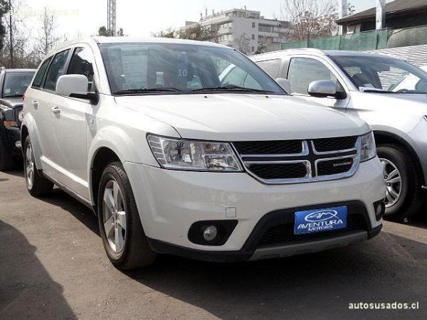 Dodge Journey 2.4 año 2013