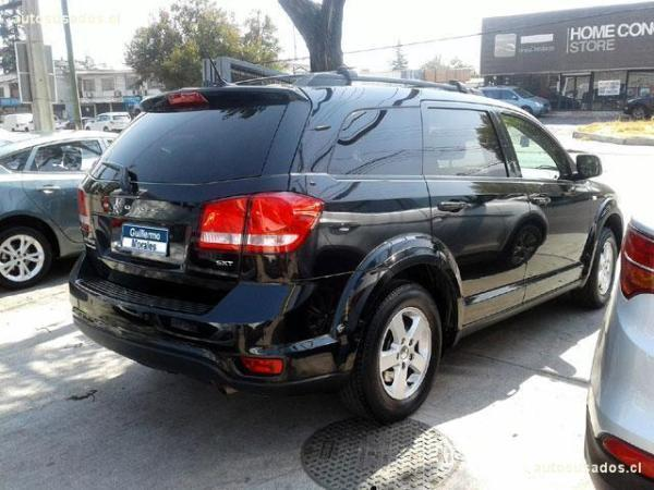 Dodge Journey SXT 2.4 año 2013