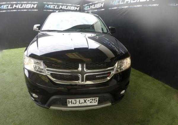 Dodge Journey DVD año 2015