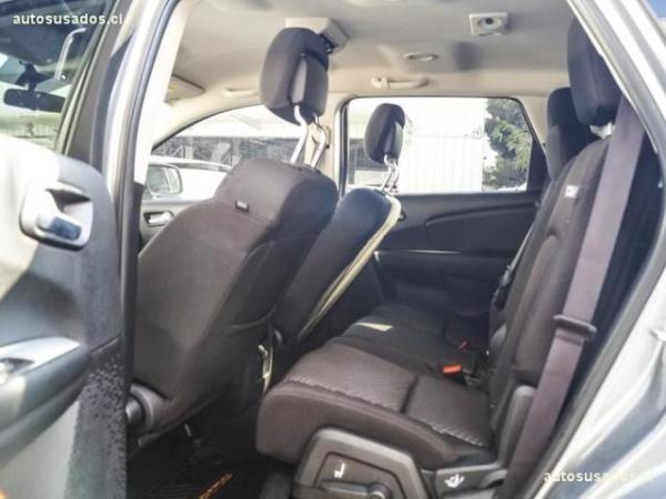 Dodge Journey 2.4 SE año 2017