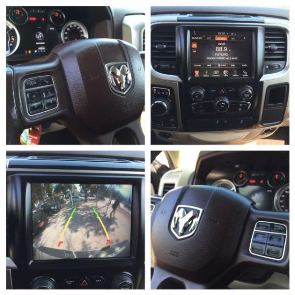 Dodge New Ram  año 2015