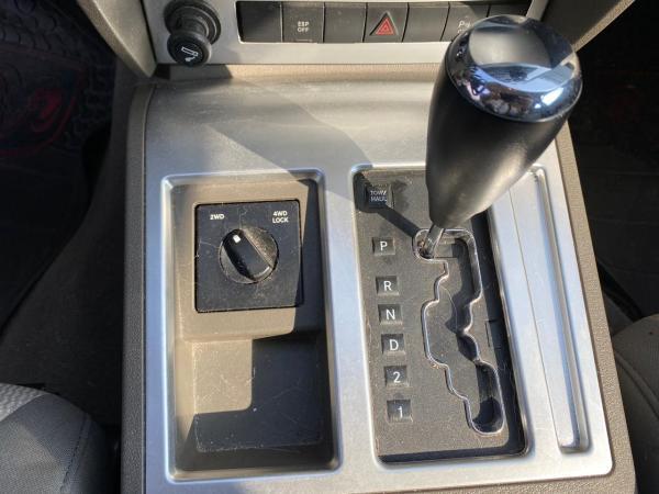 Dodge Nitro 3.7 SLT 4X4 AT año 2008
