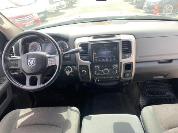 Dodge Ram RAM año 2013