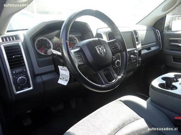 Dodge Ram 4X4 año 2013