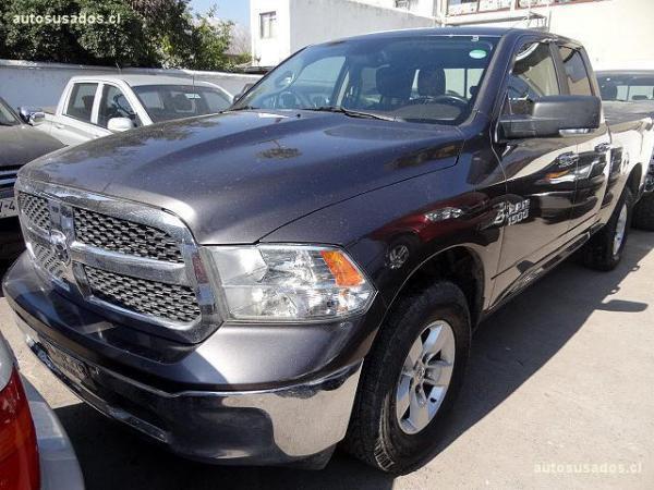 Dodge Ram QUAD-CAB 4X4 3.6 año 2014