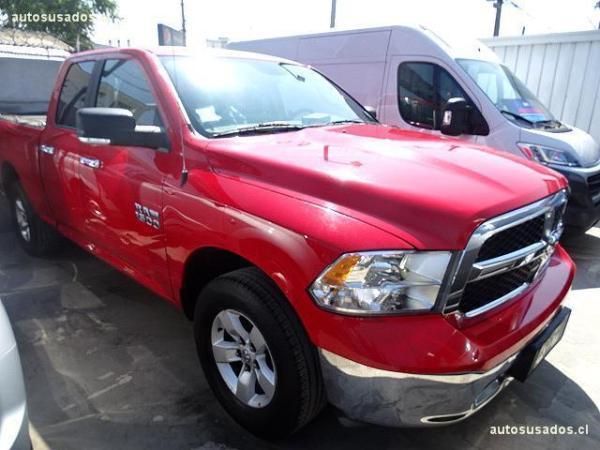 Dodge Ram  año 2015