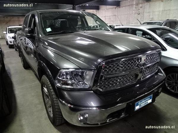 Dodge Ram LARAMIE CREW año 2017