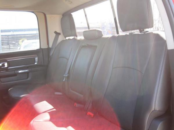 Dodge Ram Ram1500 Laramie Dcab 4x4 año 2017