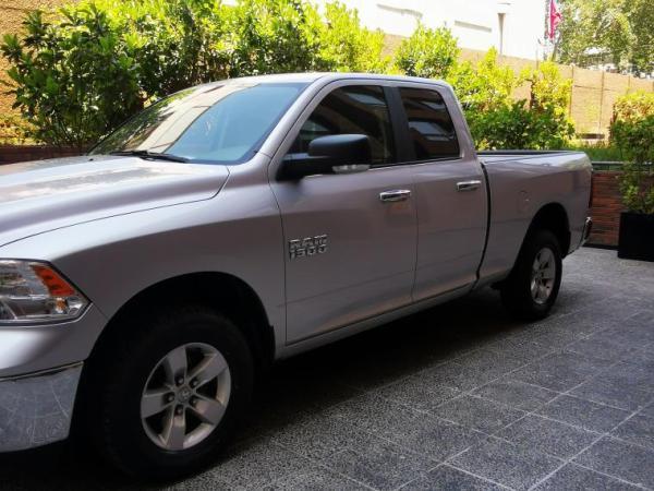 Dodge Ram RAM 1.500 3.6 4x4 año 2018