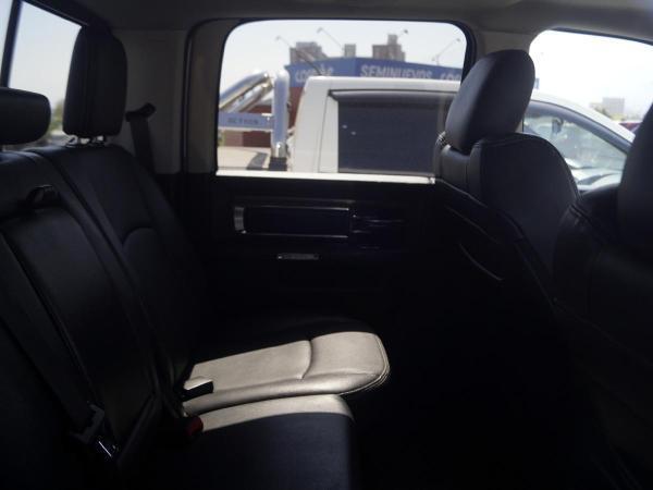 Dodge Ram AT año 2018