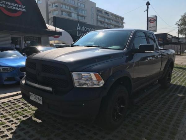 Dodge Ram 1500 año 2018