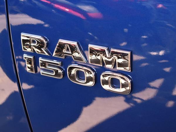 Dodge Ram . año 2018