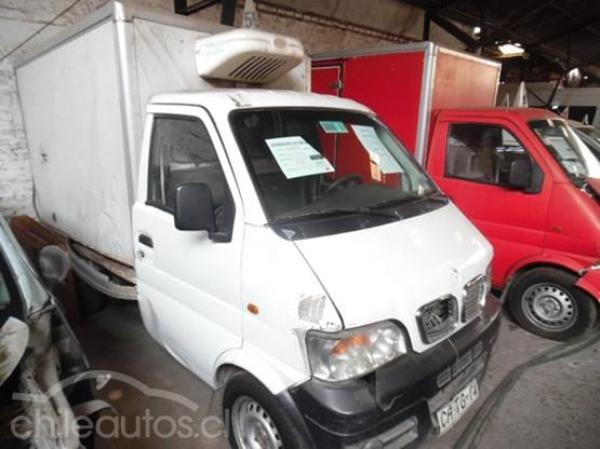 Dongfeng Refri Truck  año 2010