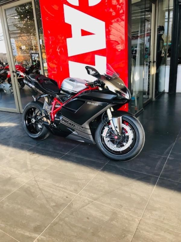 Ducati 848 EVO CORSE año 2012