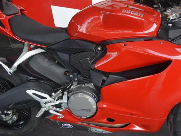 Ducati 899 Panigale  año 2015