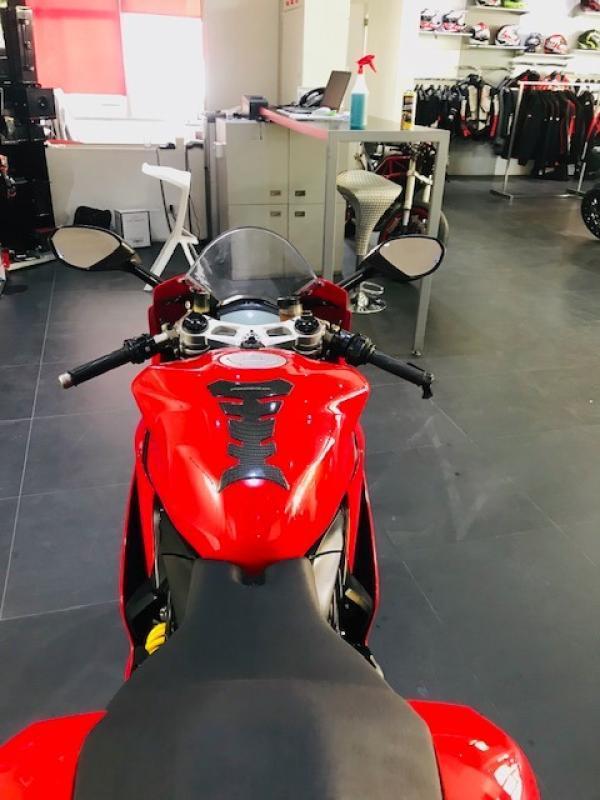 Ducati 959 PANIGALE año 2017