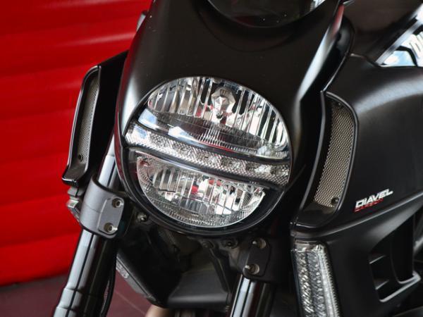 Ducati Diavel 1200 año 2012
