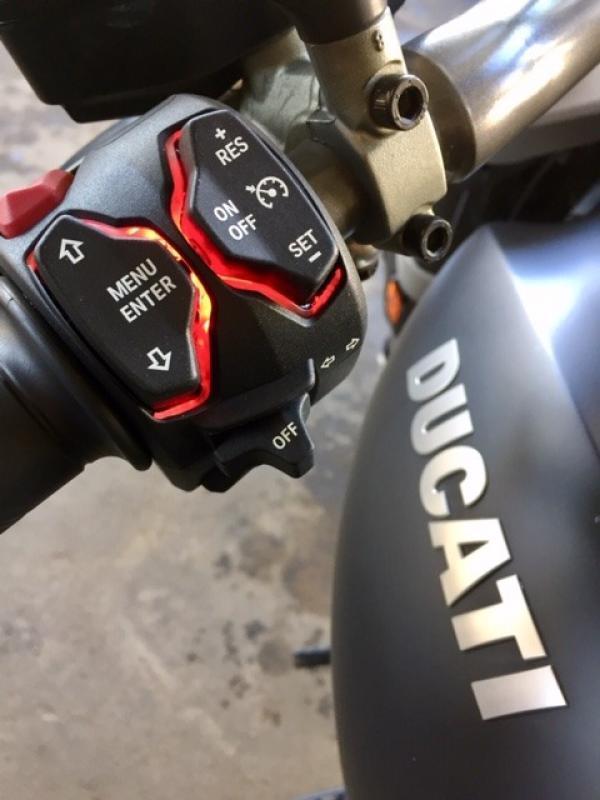 Ducati Diavel X año 2016