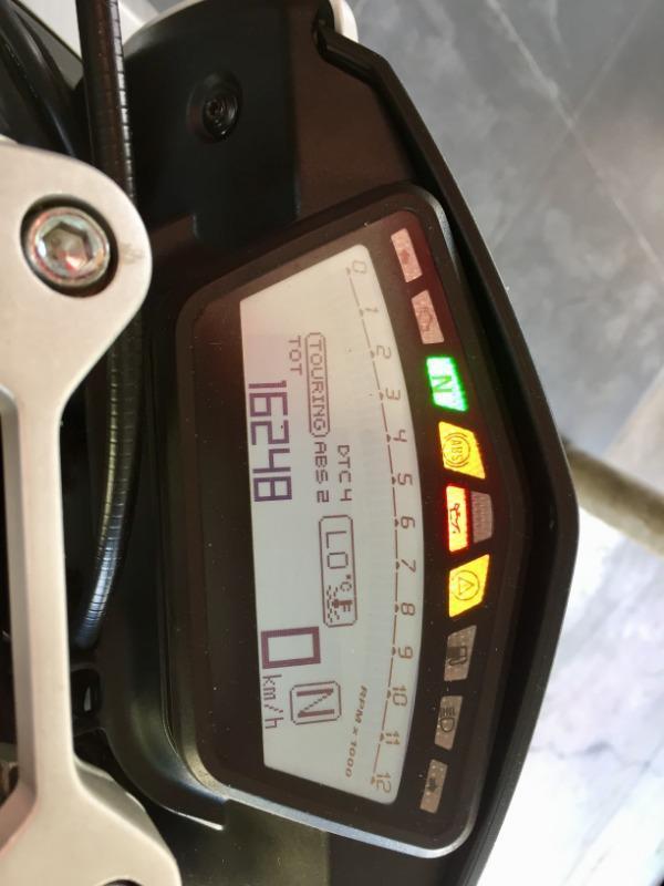 Ducati Hypermotard 939  año 2017