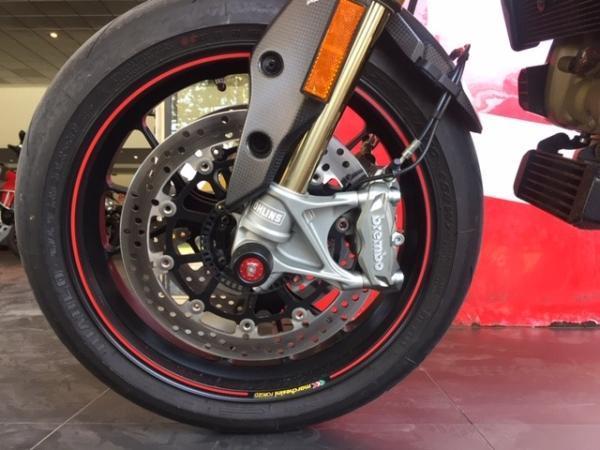 Ducati Hypermotard 939 SP año 2019
