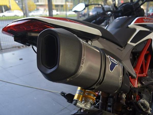 Ducati Hypermotard SP  año 2014