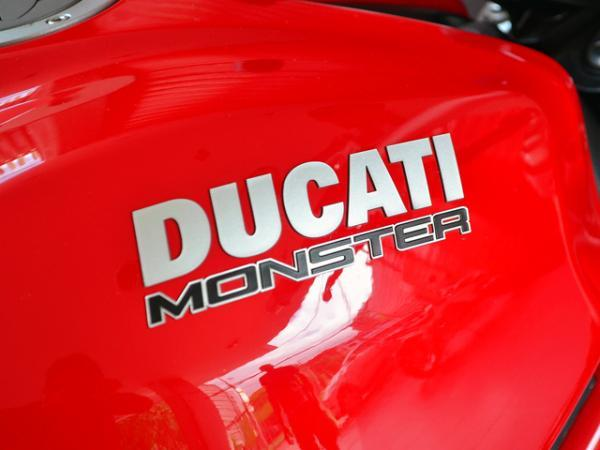 Ducati Monster 1200  año 2015