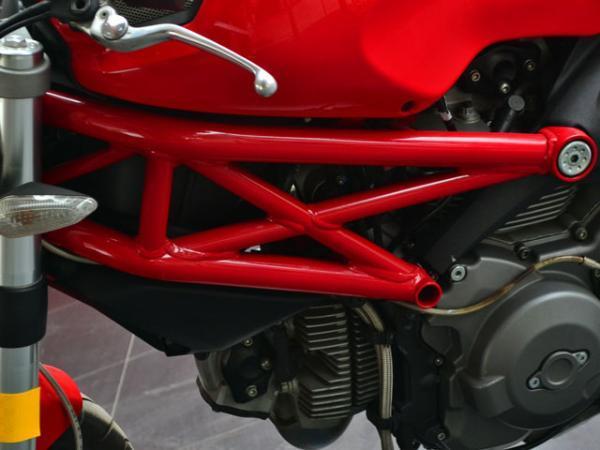 Ducati Monster 796  año 2012