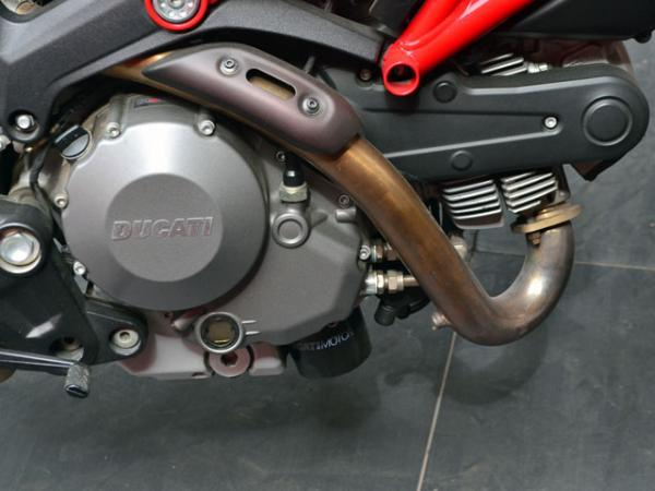 Ducati Monster 796  año 2012
