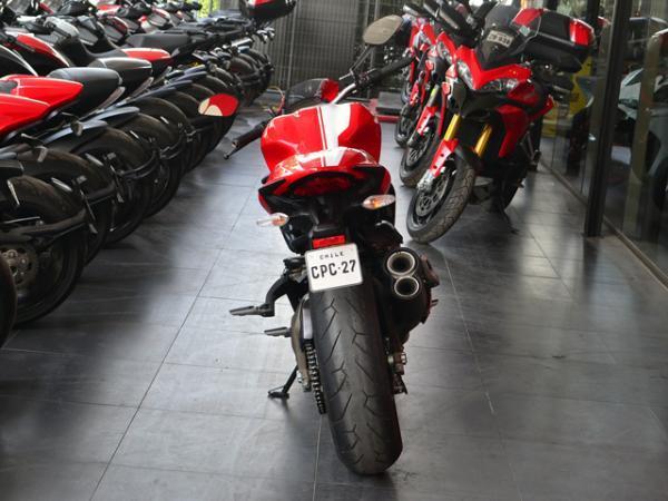 Ducati Monster 821  año 2016