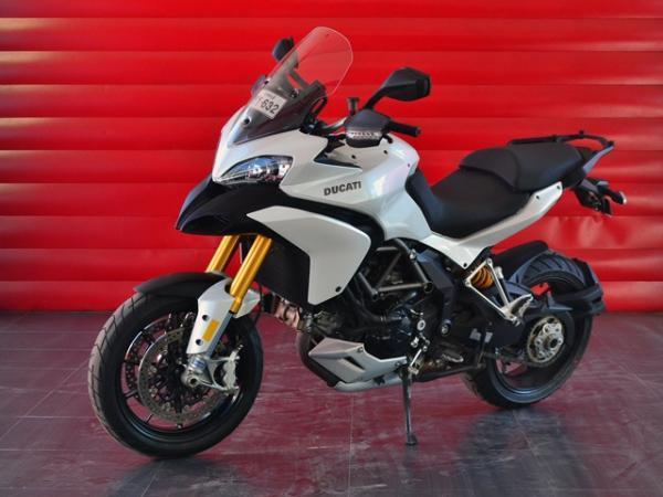 Ducati Multistrada S año 2011