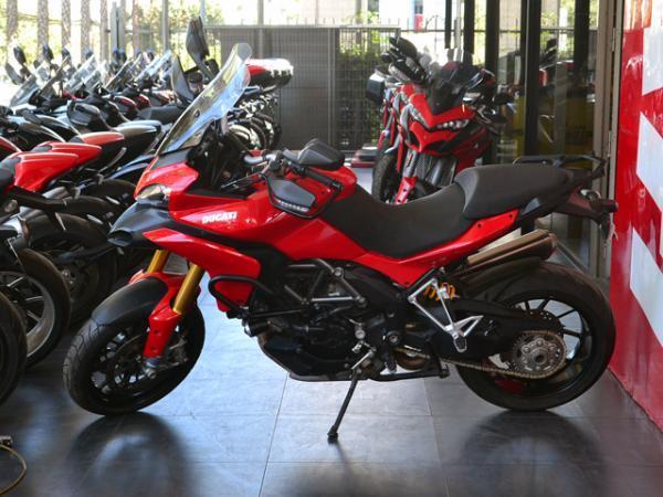 Ducati Multistrada S año 2012