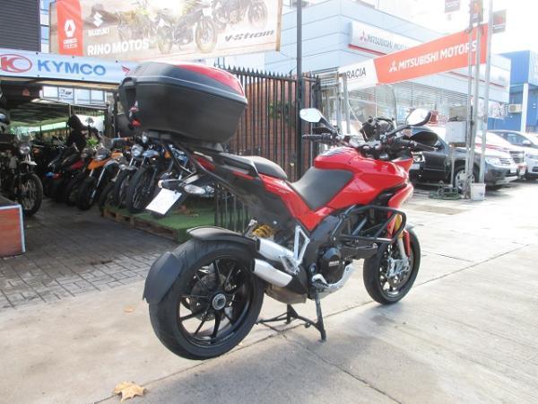 Ducati Multistrada 1200S año 2012