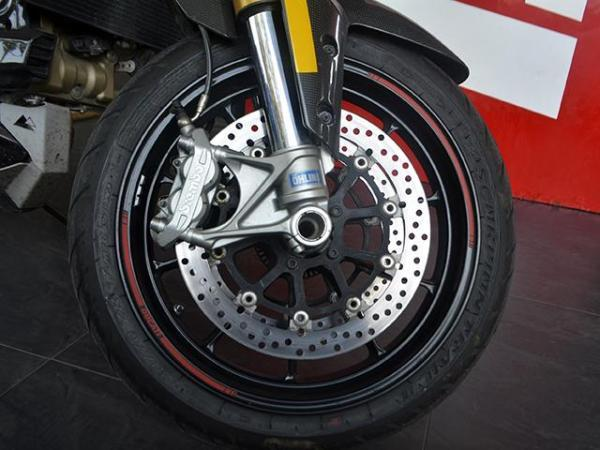 Ducati Multistrada S PIKES PEAK año 2012