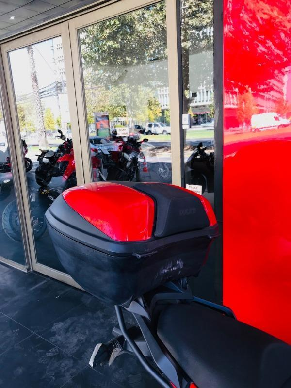 Ducati Multistrada 1200S 1200S año 2012
