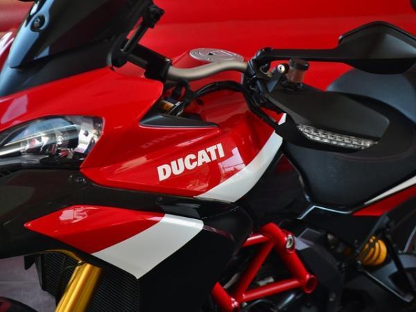 Ducati Multistrada PIKES PEAK año 2012