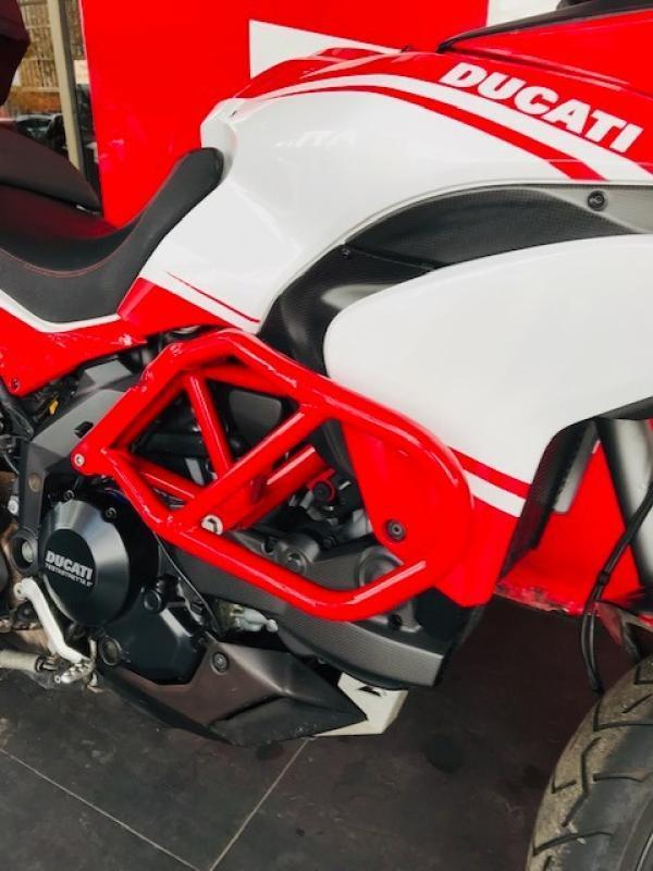 Ducati Multistrada 1200S PIKES PEAK año 2014