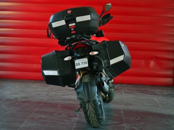Ducati Multistrada 1200 S GRANTURISMO año 2014