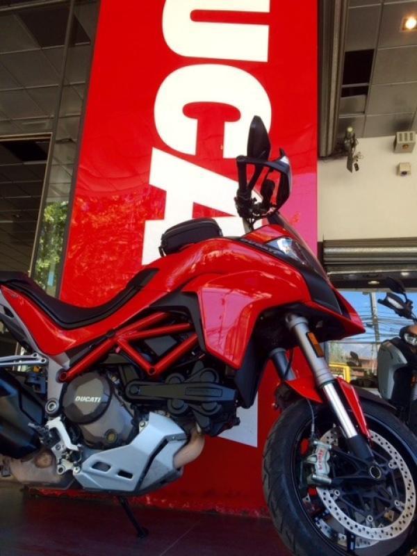 Ducati Multistrada 1200S DVT año 2015