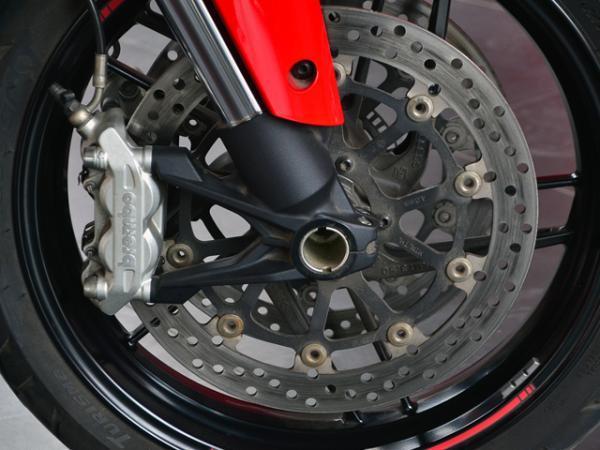 Ducati Multistrada s granturismo año 2015