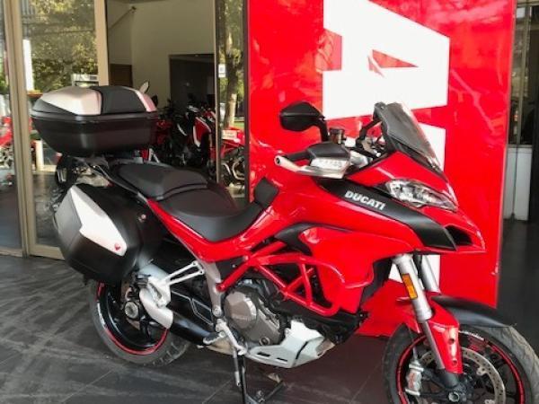 Ducati Multistrada 1200S DVT año 2016