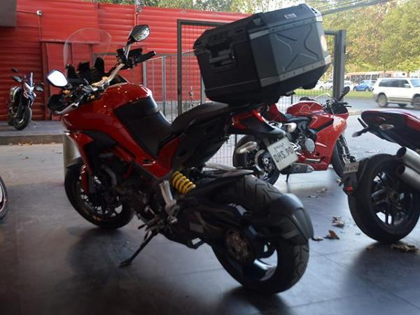 Ducati Multistrada 1200S RED año 2016