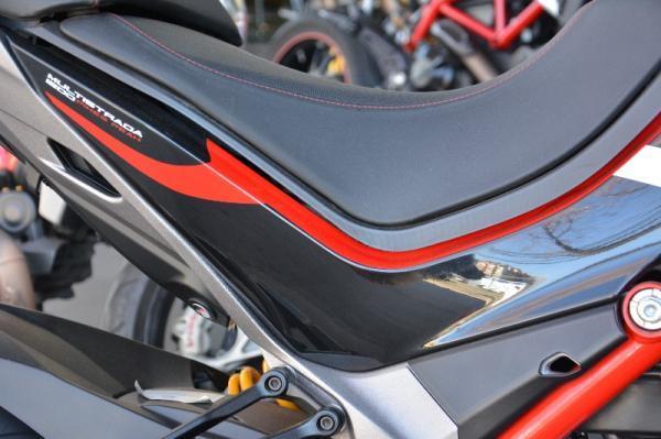 Ducati Multistrada 1200S PIKES PEAK año 2016
