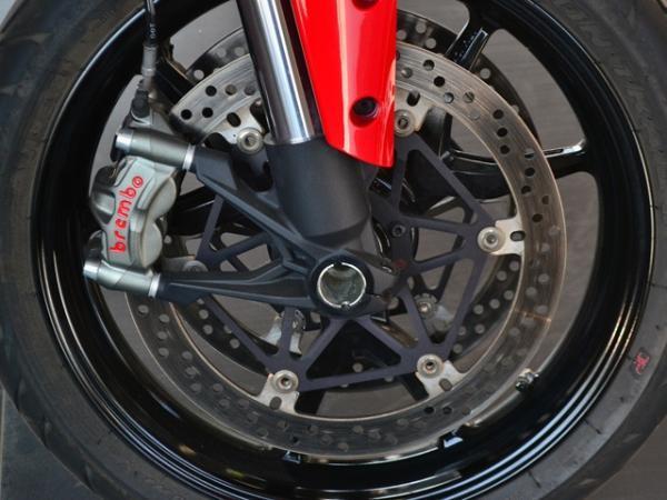 Ducati Multistrada 1200S RED año 2016