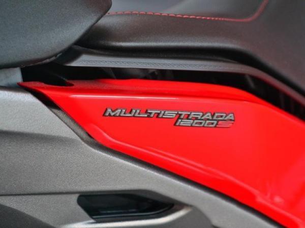 Ducati Multistrada 1200 año 2016